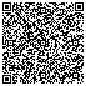 QR-код с контактной информацией организации Art-студия Абрис