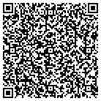 QR-код с контактной информацией организации НОВОСТОМ