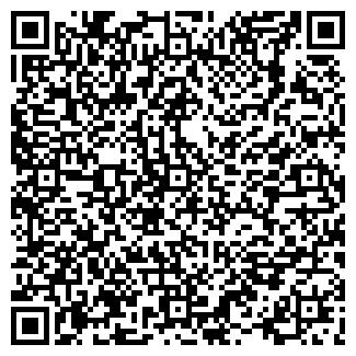 """QR-код с контактной информацией организации СТО """"Альфа"""""""