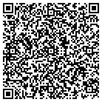 QR-код с контактной информацией организации Арт-студия «СANDOR»