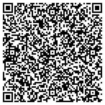 QR-код с контактной информацией организации Студия дизайна «Элит-интерио»