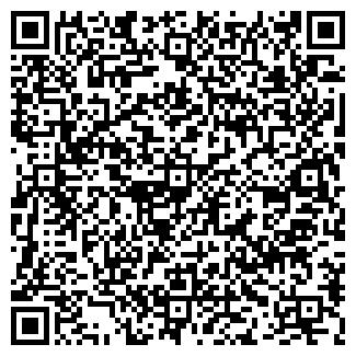QR-код с контактной информацией организации Maestro