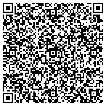 QR-код с контактной информацией организации Ideя-LAB дизайн-студия
