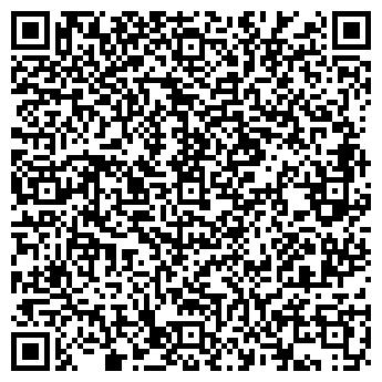 QR-код с контактной информацией организации Студия st-dekom