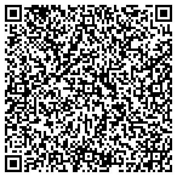 """QR-код с контактной информацией организации ЧП """"Реставрационная мастерская""""."""