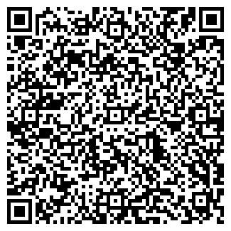 QR-код с контактной информацией организации KVK group