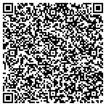QR-код с контактной информацией организации дизайн-студия Ольги Федорченко