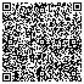 QR-код с контактной информацией организации Симфония интерьера