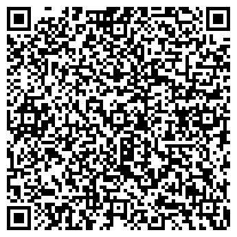 QR-код с контактной информацией организации VIP Design