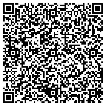 QR-код с контактной информацией организации «FOCUS design»