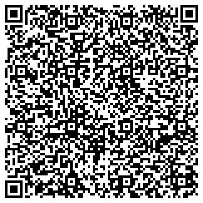 QR-код с контактной информацией организации Субъект предпринимательской деятельности Арт-мастерская «Мир витража» г.Донецк