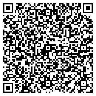 QR-код с контактной информацией организации V&G Studio