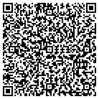 QR-код с контактной информацией организации Миллион Роз