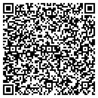 QR-код с контактной информацией организации Exterior Дизайн