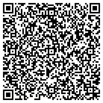 QR-код с контактной информацией организации Субъект предпринимательской деятельности «Бассейн и сад»