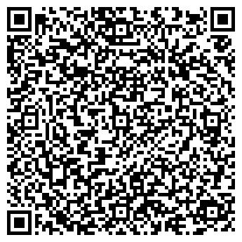QR-код с контактной информацией организации НТС Дизайн