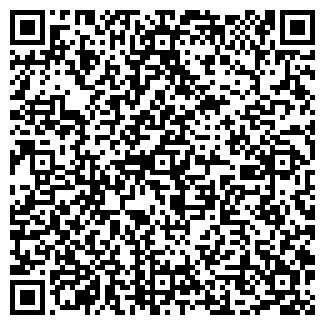 QR-код с контактной информацией организации Геоинжбуд