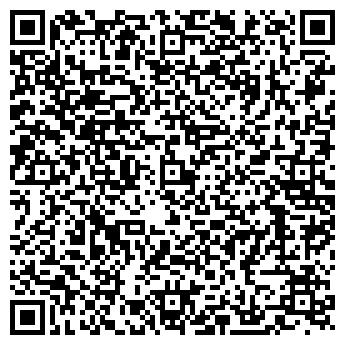 QR-код с контактной информацией организации Design studio ULTRA