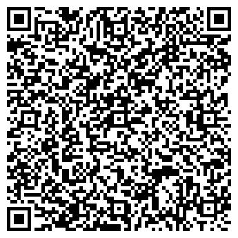 QR-код с контактной информацией организации VR Design, ЧП