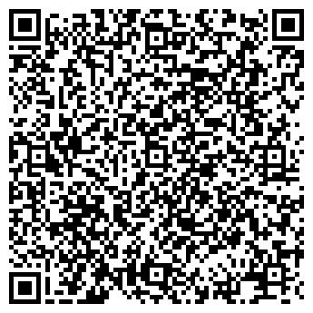 QR-код с контактной информацией организации ИП «Абдрахманова»