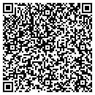 QR-код с контактной информацией организации k-garden