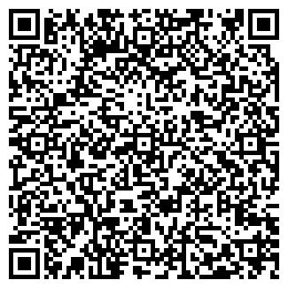 QR-код с контактной информацией организации KVM