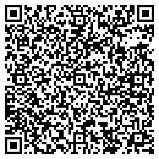 QR-код с контактной информацией организации Visualand