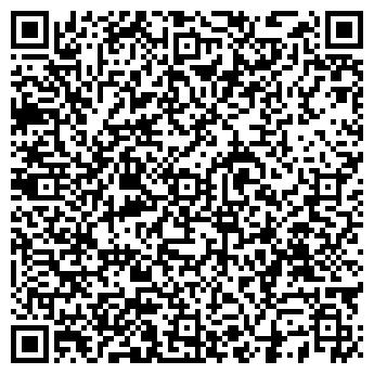 QR-код с контактной информацией организации дизайн-студия SFERA