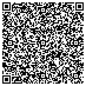 """QR-код с контактной информацией организации Дизайн студия """"REVOLVER"""""""
