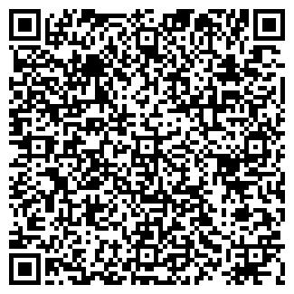 QR-код с контактной информацией организации Krasava