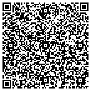 """QR-код с контактной информацией организации Студия ландшафтного дизайна """"Валентинка"""""""