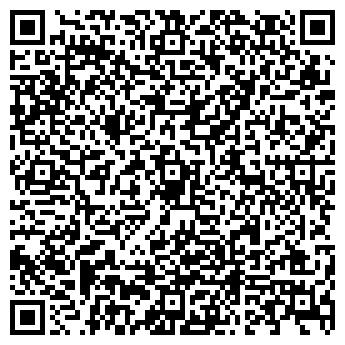 QR-код с контактной информацией организации ЧПУП «Грандальфа плюс»