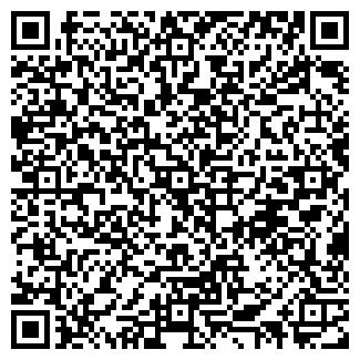 QR-код с контактной информацией организации LED Астана