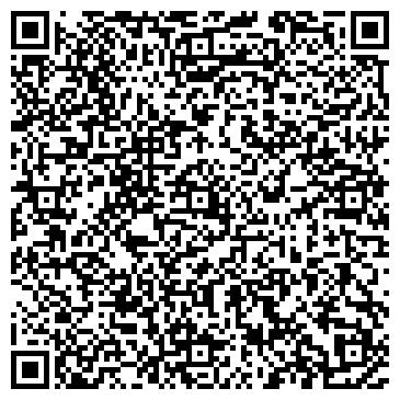 QR-код с контактной информацией организации Танцпол «Latina party»