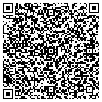 QR-код с контактной информацией организации Субъект предпринимательской деятельности ФЛП Воскобойник