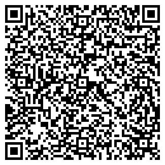 QR-код с контактной информацией организации ПАРТНЁРПРИНТ