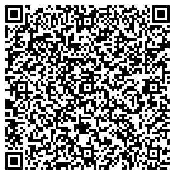 QR-код с контактной информацией организации АН АТЛАНТ