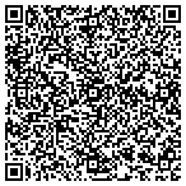 """QR-код с контактной информацией организации Питомник шотландских кошек """"Goldmine"""""""
