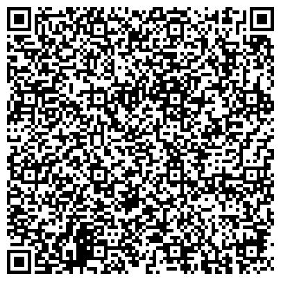 """QR-код с контактной информацией организации Питомник девон-рексов """"NOBLE FRIEND"""" - Благородный друг ждет Вас!"""
