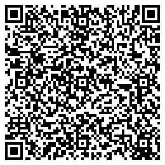 QR-код с контактной информацией организации SCOD