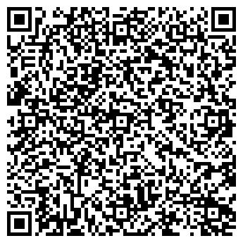 """QR-код с контактной информацией организации кц""""собака барабака"""""""