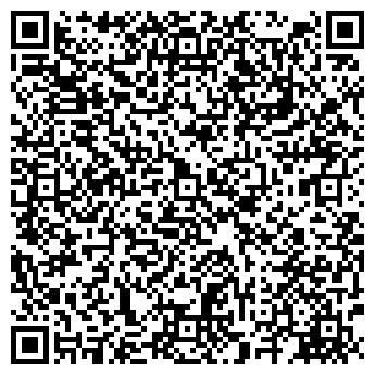 QR-код с контактной информацией организации ФЛП Нева
