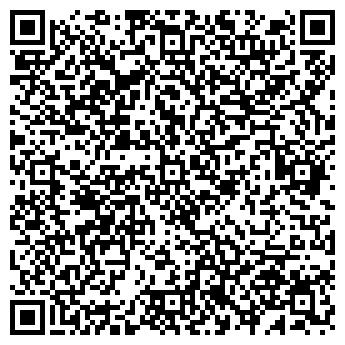 QR-код с контактной информацией организации ООО «Алекс»