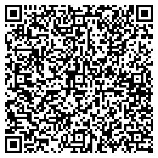 QR-код с контактной информацией организации HostPro, ООО