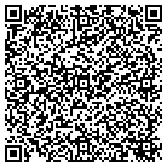 QR-код с контактной информацией организации EvroHost, OOO