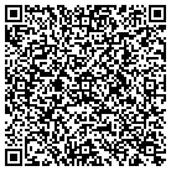 QR-код с контактной информацией организации Икс-Хост, СПД (X-Host)