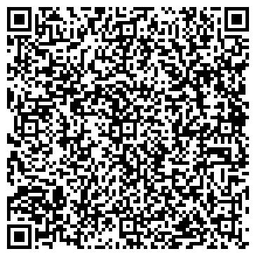 QR-код с контактной информацией организации Бизнес Ай Кью, ООО