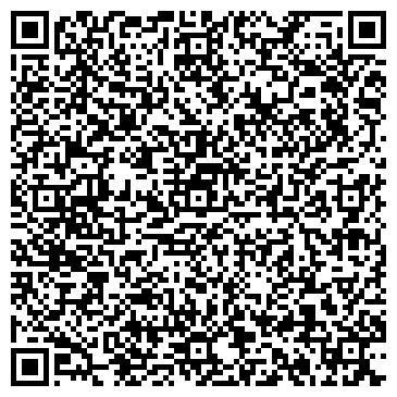 QR-код с контактной информацией организации Дизайн студия Манифест, ТОО