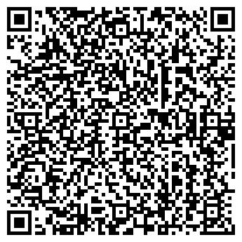 QR-код с контактной информацией организации Интернет агентство «1two3» (ТОО)