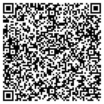 QR-код с контактной информацией организации Студия «Pixart»
